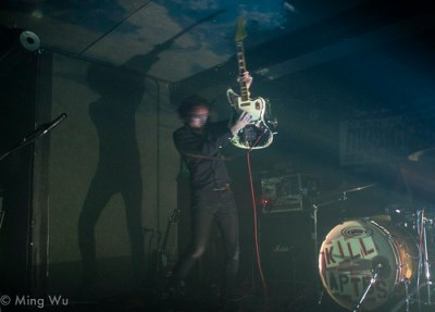 A Place to Bury Strangers @ The Garrison