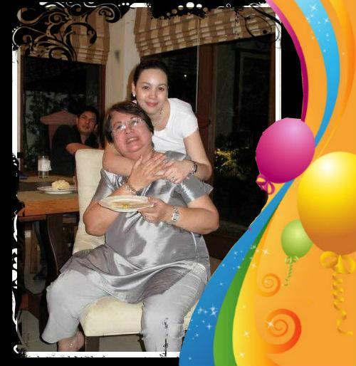 Claudine and Inday Barretto