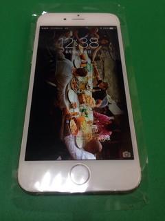 164_iPhone6のフロントパネルガラス割れ