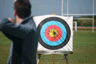 Project 366 #239: 260812 Stay On Target!