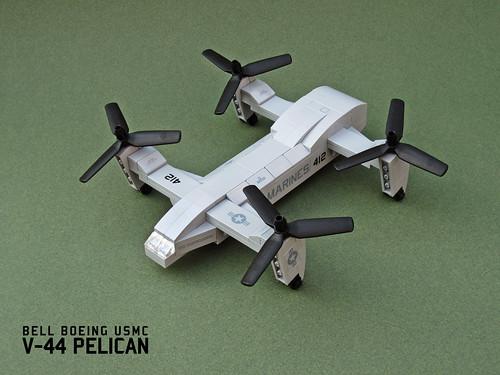 LEGO V-44 Pelican
