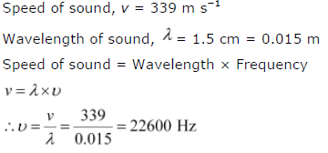 NCERT Solutions for Class 9th Science: Chapter 12 Sound