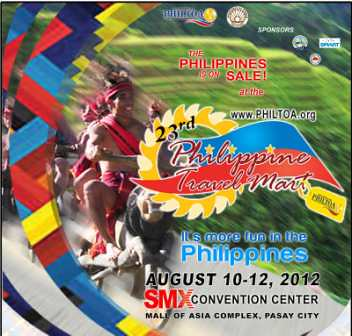 23rd Philippine Travel Mart by PHILTOA