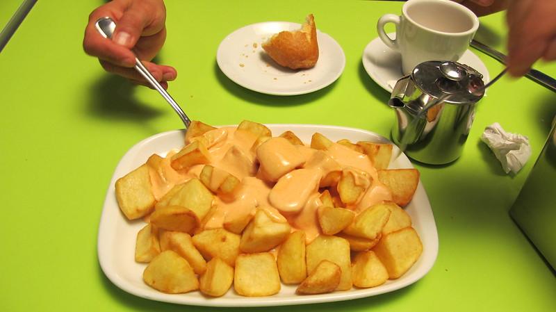 Camino de Santiago and Foods of Northern Spain