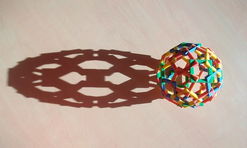 Shadows of 3D printed objects
