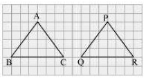 NCERT Solutions for Class 7th Maths Chapter 7   Congruence of Triangles Image by AglaSem