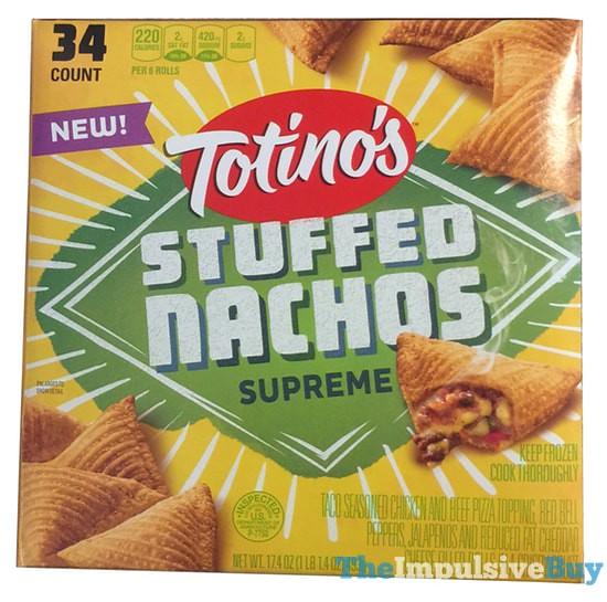 Totino's Stuffed Nachos Supreme