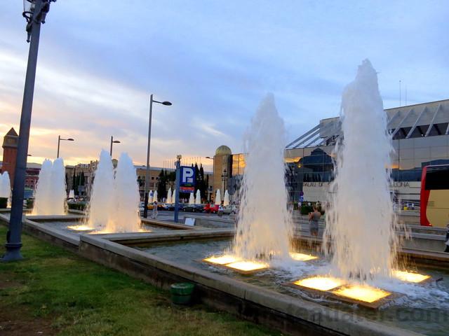 Magic Fountain of Montjuïc-001