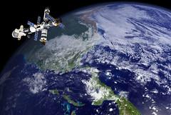 "Earth-Mars Cycler ""Aldrin"" (3)"