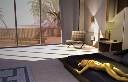 007 Legends - Golden Girl (Goldfinger)