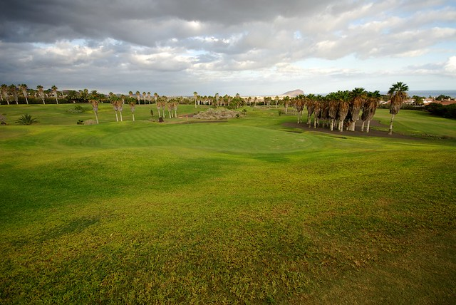 Campos de Golf Sur Tenerife