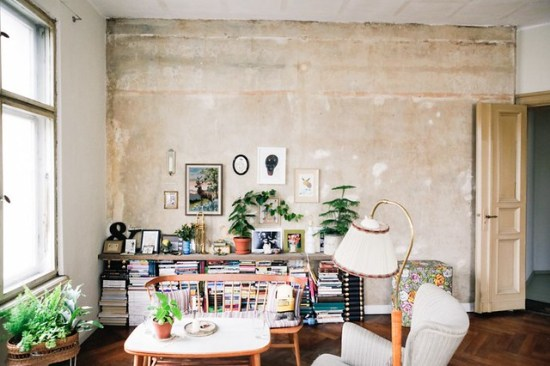 Sandra Jutos' Berlin Apartment