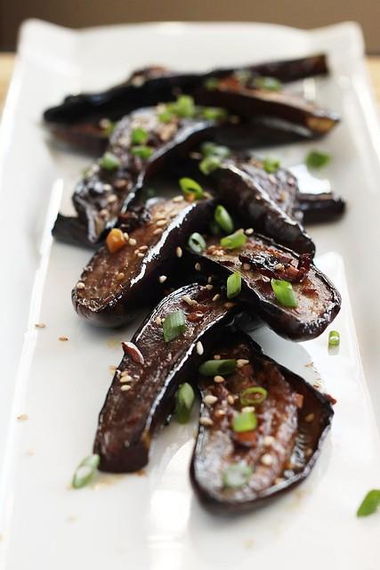 Chinese-Style Eggplant