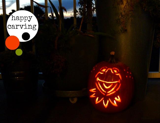 pumpkin carving tricks end