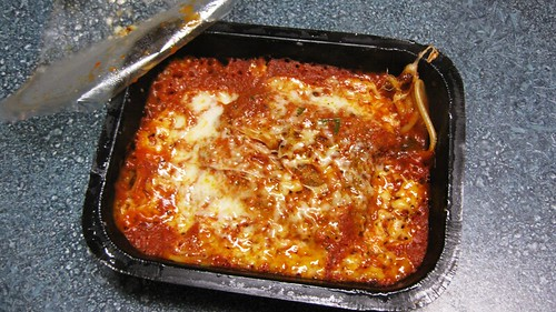chicken parmesan cooked
