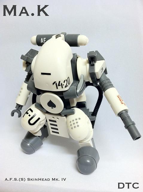 A.F.S. (S) 'SKINHEAD' Mk. IV