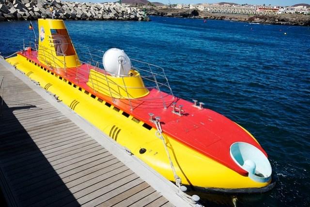 Submarine Safari