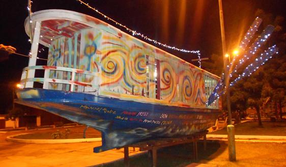 Barco Voador