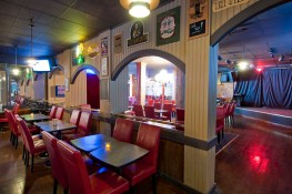 Pat's Pub | House brewed lager and beef dip sandwiches | 403 East Hastings St. | DTES
