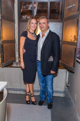 Cavalier Celebrates Opening with Alexandra von Furstenberg and other VIPs, Designers Alexandra Von Furstenberg and Lee Brooks recently made an appearance at the new Cavalier boutique in San Francisco.
