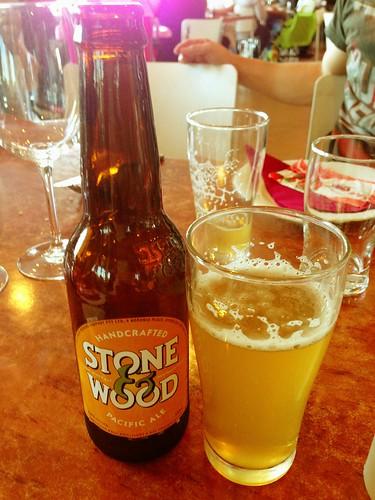 Stone Wood Beer