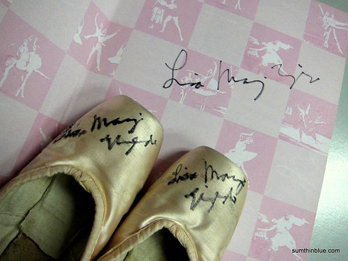 lisa macuja ballet shoes