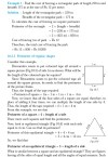 NCERT Class VI Mathematics Chapter 10 Mensuration