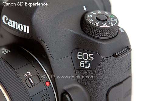 Canon EOS 6D full frame dslr review