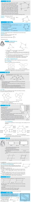NCERT Class VIII Maths Chapter 3 Understanding Quadrilaterals