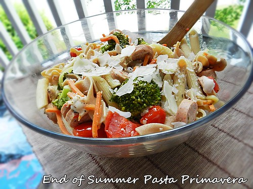 End of Summer Pasta Primavera (8)