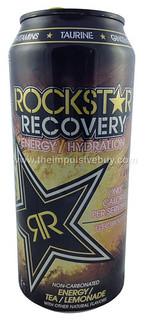Rockstar Recovery Tea:Lemonade