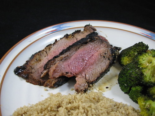 Jeff's Grilled Tri-Tip
