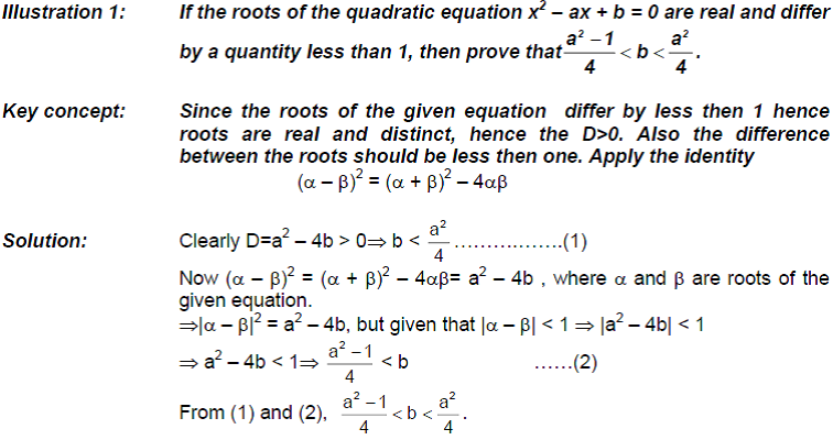 CBSE Class 11 Maths Notes: Quadratic Equations   Introduction Image by AglaSem