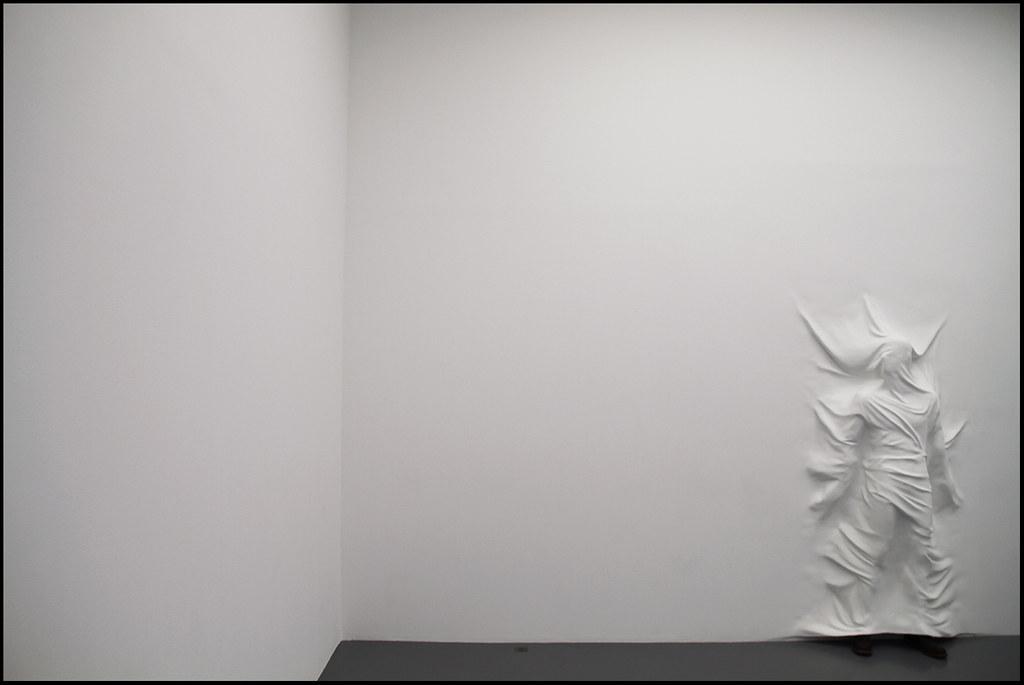 "Tuukka13 - Daniel Arsham Exhibition ""Storm"" at Galerie Perrotin, Paris - 12.2012 - 2"
