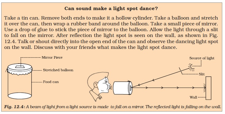 NCERT Class IX Science Chapter 12 Sound