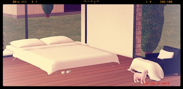 My Linden Home - The Bedroom
