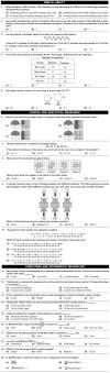 16th NSO 2014 2nd Level Sample Papers   Class 4