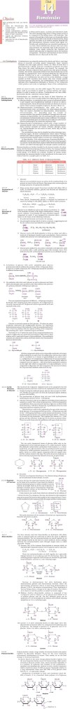 NCERT Class XII Chemistry Chapter 14 - Biomolecules