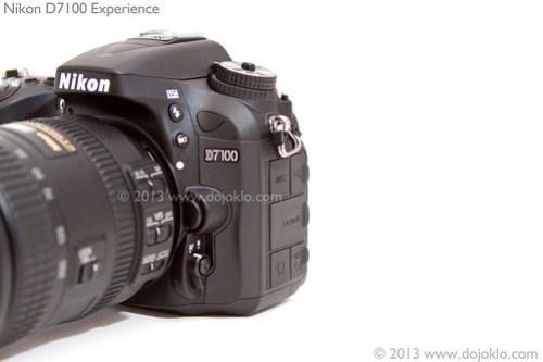 Nikon D7100 autofocus mode area af control button switch body button learn use setup tip recomment focusing focus