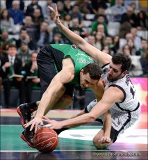 2012/13 FIATC Joventut - Uxue Bilbao Basket