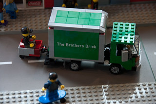 The Brothers Brick Van