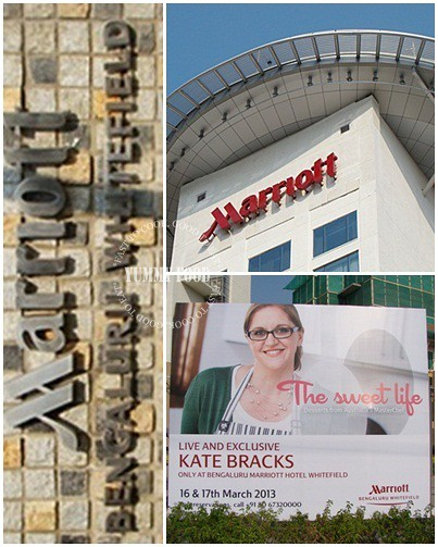 An afternoon with Kate Bracks at the launch of Whitefiled Baking Company