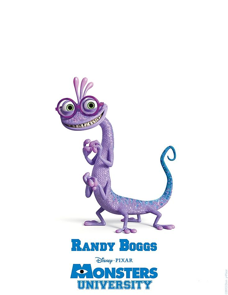 Monster University - Randy Boogs