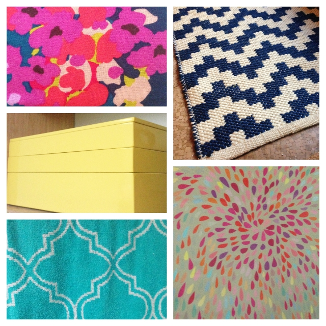 Bright Color and Patterns: One of my 2012 Favorites