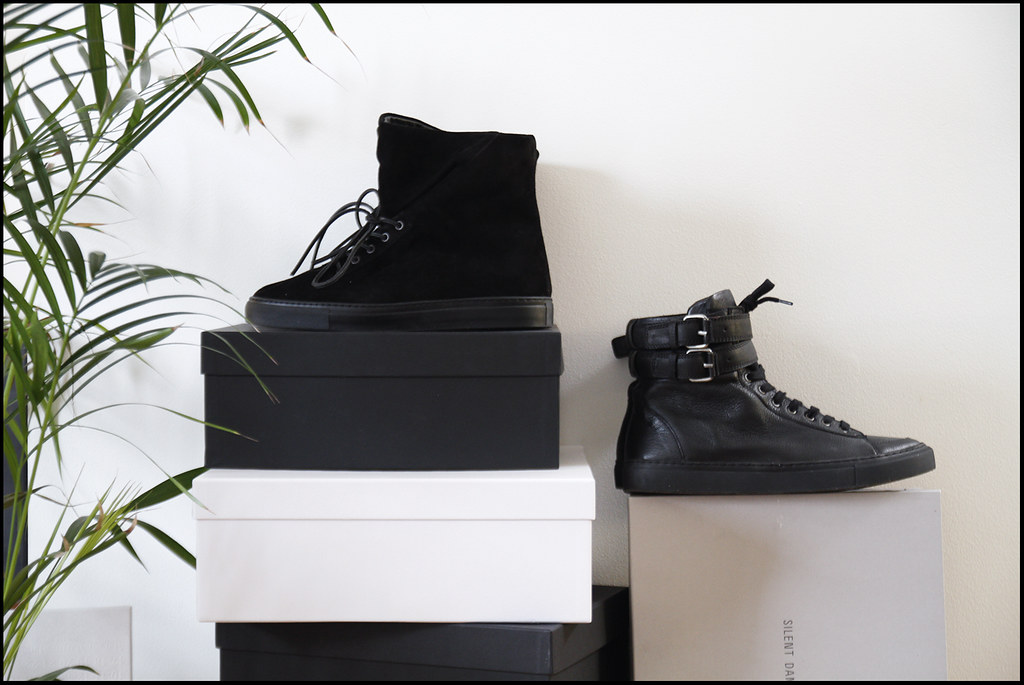 Tuukka13 - Damir Doma Faso Sneakers and SILENT By Damir Doma SKATE Sneakers - 1