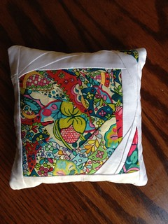 Liberty pincushion back