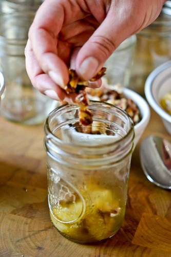 Brown Sugar Banana Parfaits with Maple-Glazed Pecans-6