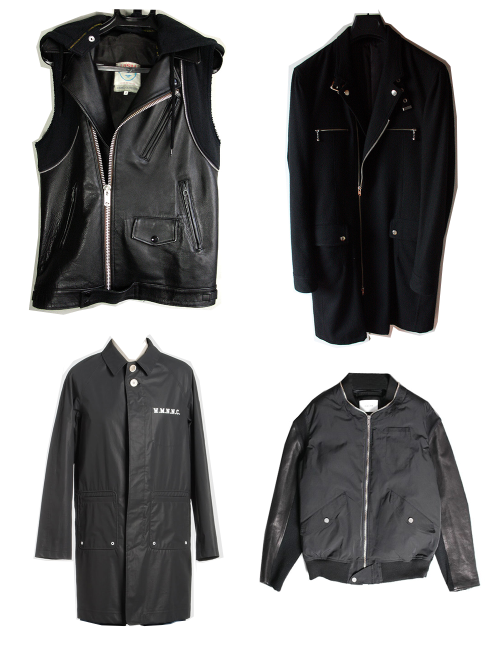 Tuukka13 - Inspiration - Undercoverism Jackets - Mood Board - 4