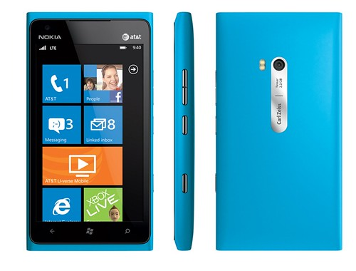 Nokia Lumia 900: Smartphone con Windows Phone Mango