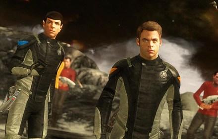 2-27-13 - Spock & Kirk